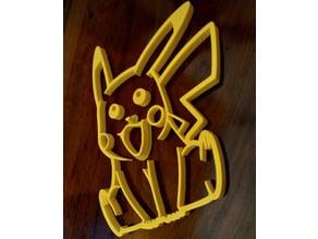Pikachu 2D