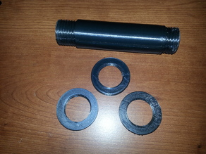 "CTC ""Replicator"" Printer Spool Holder (Stock)"