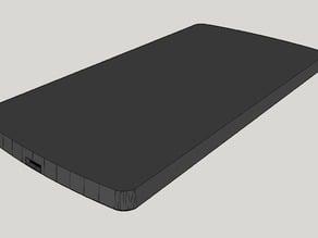 Nexus 5 body shape