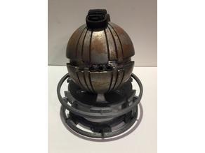 Thermal Detonator Display