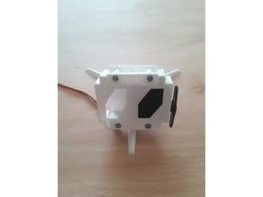 Dual Servo Modular Mount Adaptor