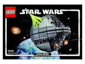 Lego death star ll set