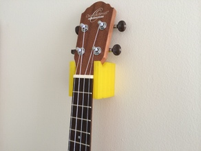 Ukulele Wall Mount