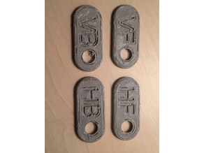 Tyre Tags
