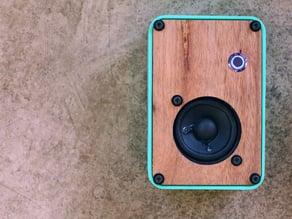 Fab Ghetto Blaster Speaker