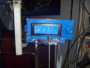 Smart LCD mount for I3
