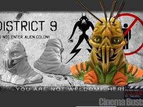 District 9 Prawn Bust