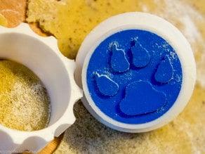 Cookie stamper