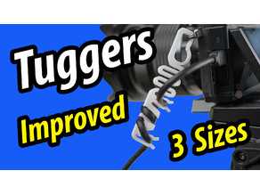 Tuggers - Improved - 3 Sizes