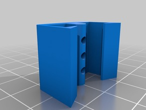 T-Slot Claw (for 20mm extrusion)