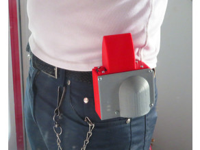 Belt mount Mini Cooler fan for summer