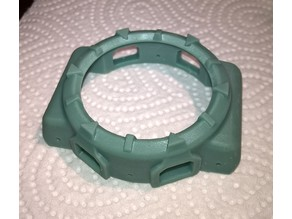 Casio GShock plastic body
