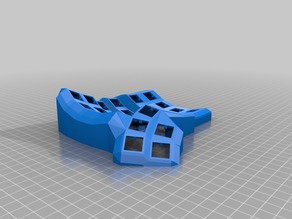 Dactyl ManuForm Mini v4 5x6 with 1.5u