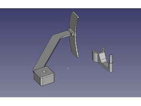 Taumelscheibe und Pitch einstellen (Logo 550 u.Ä.)