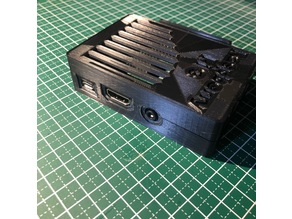Raspberry pi 3 case for mk3 v-slot