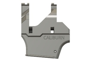 TalonClaw Compatible Monolithic Magwell AR Inspired