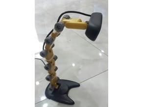 Logitech C270 camera mount