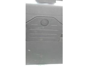 VW Passat Hazard triangle lock