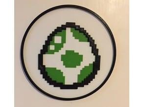 Yoshi Egg Sign