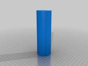 Nerf plunger tube body