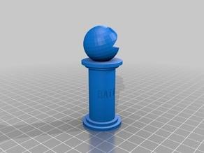 Pac-Man Battle Royale Trophy