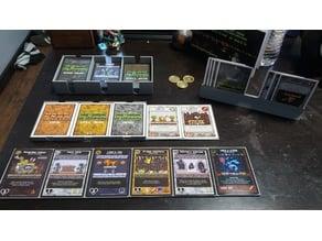 Boss Monster Dungeon Board & Card Holders