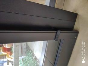 Wing Door Support