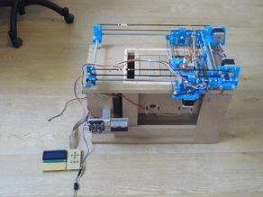 Focus SLS printer