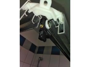 Shower door replacement part