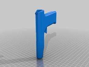 Pistol (Makarov and a bit TT-33 inspired.)