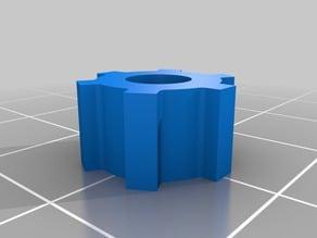 Vortex-Creating Turbine