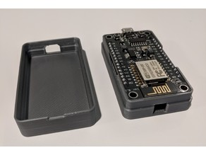 NodeMCU V3 Case