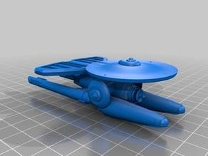 Star Trek TOS-style White Base