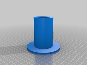 Creality Cr10 spool holder spacer