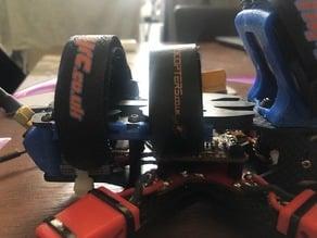 Impulse RC Reverb Double Battery Strap Holder