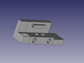 Low Profile Taz 5 Y axis cable chain Mounts