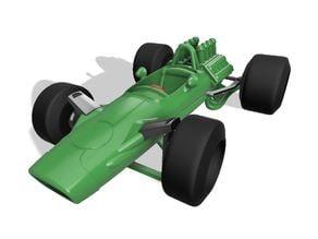 Lotus 49 F1 Toy Replica