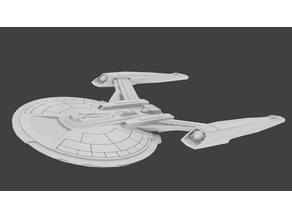 Star Trek Discovery: U.S.S. Gagarin
