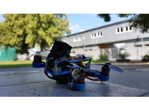 "TTGT 120mm CCD version - 2.5"" Freestyle Frame"