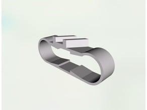 Vibration Damper for Prusa i3 mk2 with FRAME SUPPORT
