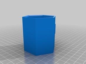 Hexagonal Mug