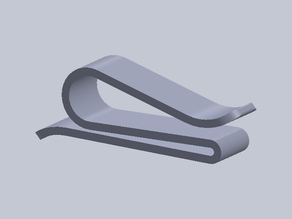 Sunglass Car Clip