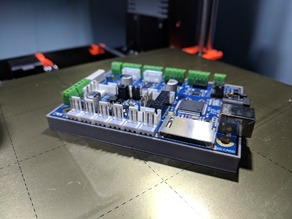 Tray for Cohesion3D LaserBoard