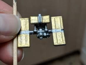 ISS Earrings V1