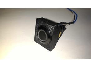 ECO Button Holder for Renault Clio