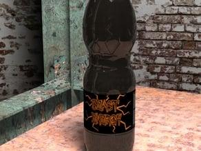 "1,5L PET Bottle - ""Beast Energy"""