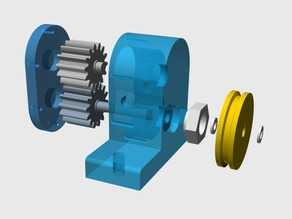 Printable Gear Pump