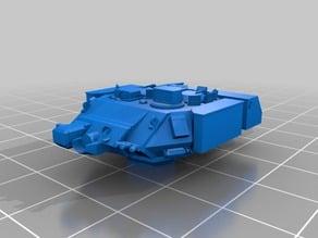 FV107 Scimitar (British)