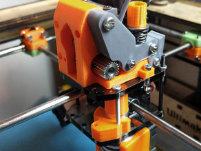NanoBlock - a super small fully featured extruder