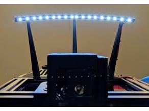 Ender 3 LED Light Strip Mount